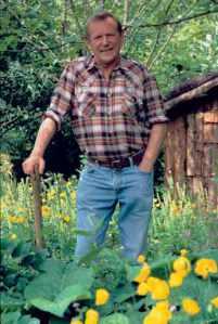 The late Geoff Hamilton