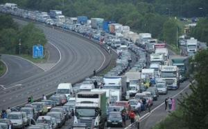 The M25. On it's day, it can be a nightmare